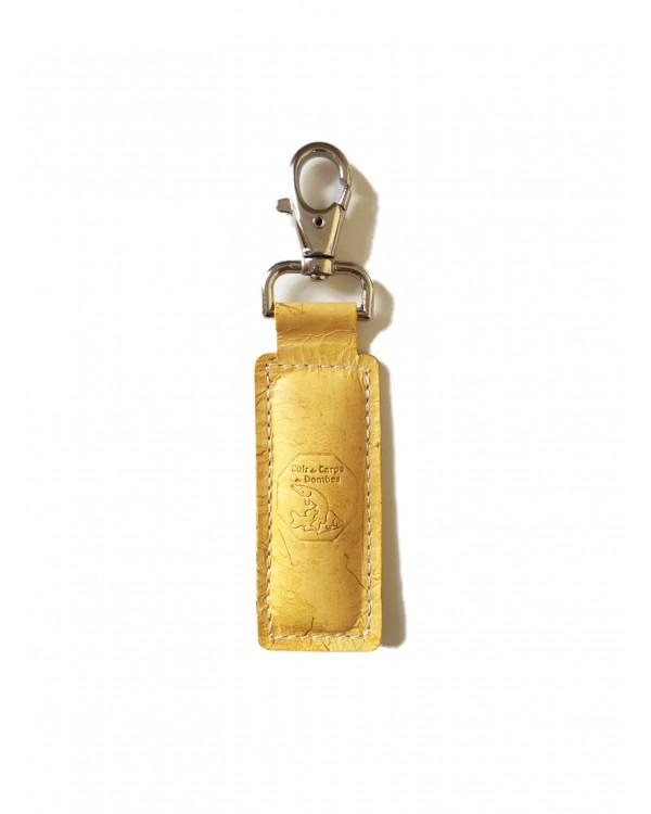 Porte-clés miel