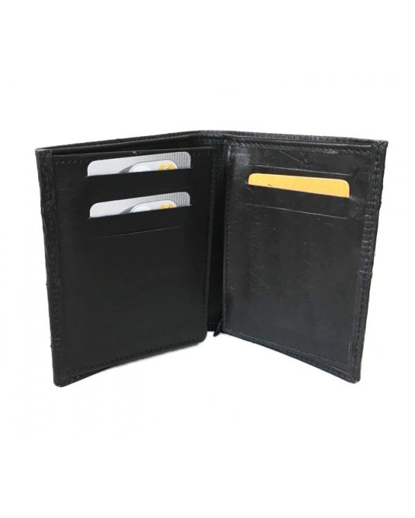 Nouveau ! Portefeuille compact noir