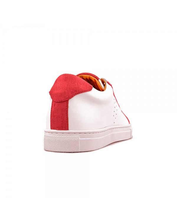 Nouveau ! Basket Rouge Fuchsia