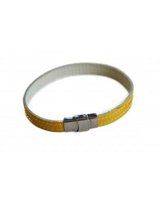 Bracelet simple miel
