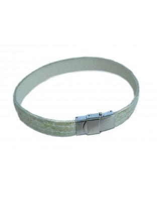 Bracelet simple albâtre