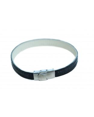 Bracelet simple noir