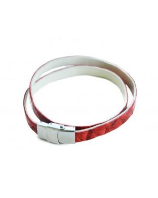 Bracelet double brique