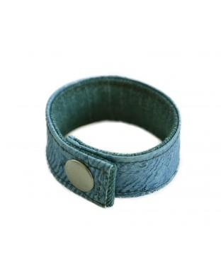 Bracelet Poisson Bleuté