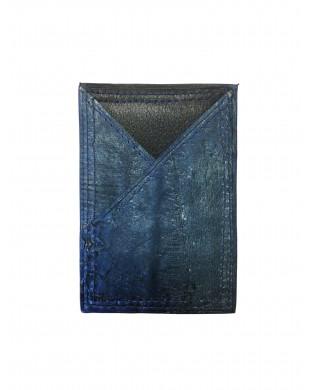 Porte-cartes Homme Bleu Pétrole